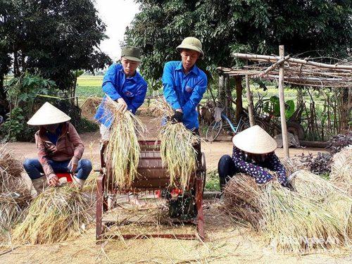 Cập nhật bảng giá máy tuốt lúa thủ công giá rẻ mới nhất năm 2018