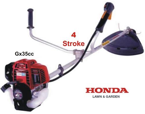 TOP 3 máy cắt cỏ Honda chính hãng GX35 – HRJ 216 – UMK425T – U2ST