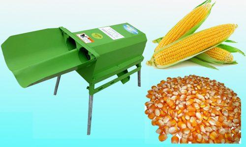 Đánh giá cấu tạo và nguyên lý hoạt động của máy tách hạt ngô mini