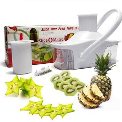 Máy cắt rau củ quả Slice O Matic – giải pháp nấu nướng của các bà mẹ!